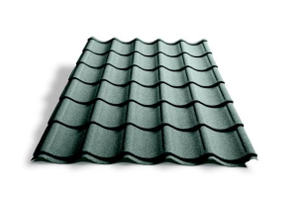Taksteinsplater aluminium